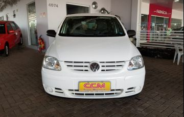 Volkswagen Fox Plus 1.6 8V