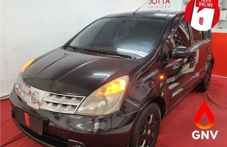 Nissan Livina 1.6 SL 16V Flex 4p Manual - Foto #1