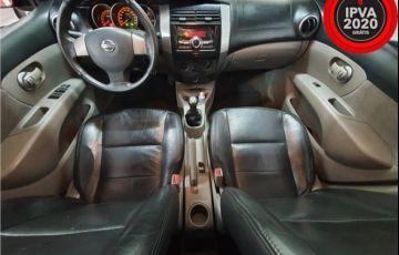 Nissan Livina 1.6 SL 16V Flex 4p Manual - Foto #2