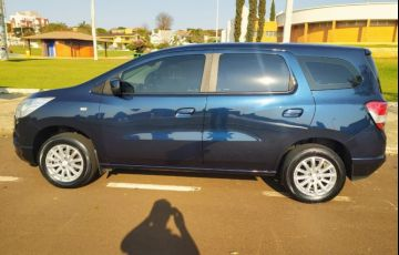 Chevrolet Spin LT 5S 1.8 (Flex) (Aut) - Foto #4