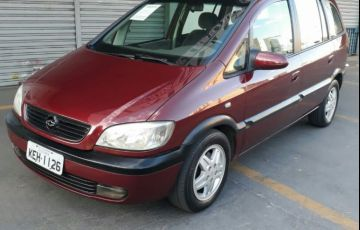 Chevrolet Zafira CD 2.0 8V