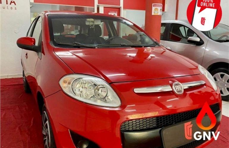 Fiat Palio 1.4 MPi Attractive 8V Flex 4p Manual - Foto #1