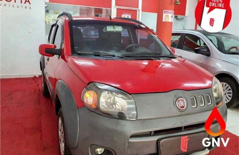Fiat Uno 1.0 Evo Way 8V Flex 4p Manual - Foto #1
