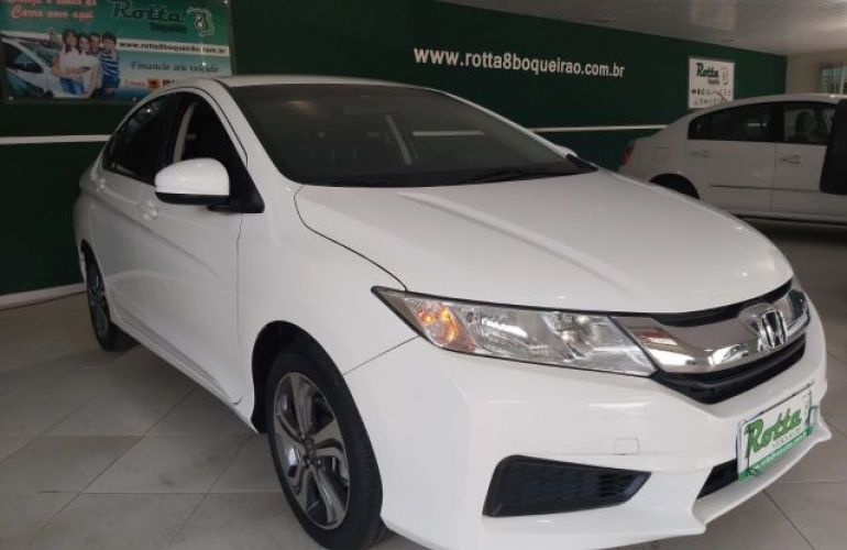 Honda City LX 1.5 16V i-VTEC FlexOne - Foto #2