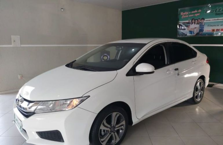 Honda City LX 1.5 16V i-VTEC FlexOne - Foto #3
