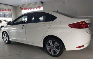 Honda City LX 1.5 16V i-VTEC FlexOne - Foto #5