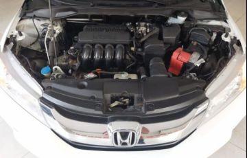 Honda City LX 1.5 16V i-VTEC FlexOne - Foto #9