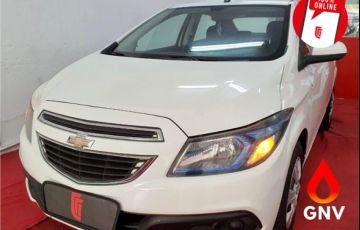 Chevrolet Prisma 1.4 MPFi LT 8V Flex 4p Manual - Foto #1