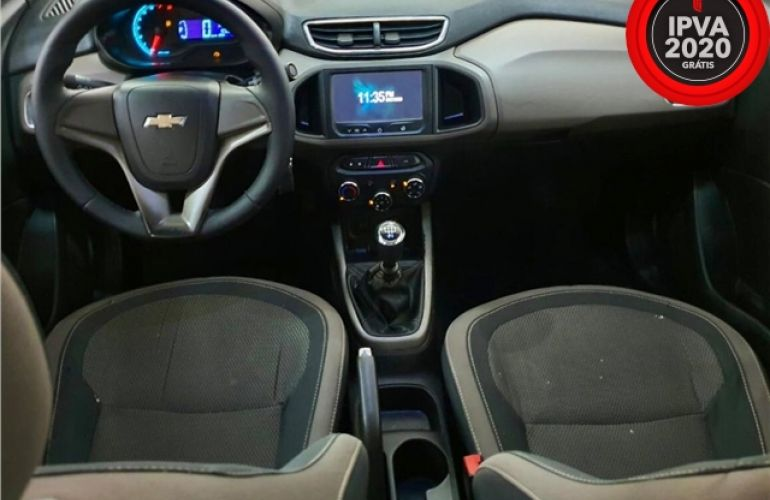 Chevrolet Prisma 1.4 MPFi LT 8V Flex 4p Manual - Foto #2