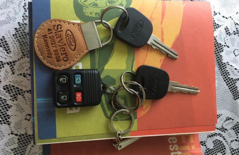 Ford Fiesta Hatch Rocam 1.0 (Flex) - Foto #9