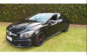Mercedes-Benz CLA 45 AMG 4Matic DCT