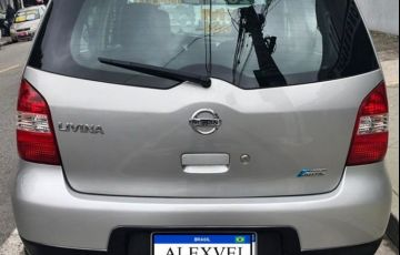 Nissan Livina 1.6 16v - Foto #6