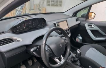 Peugeot 208 Allure 1.5 8V (Flex) - Foto #4