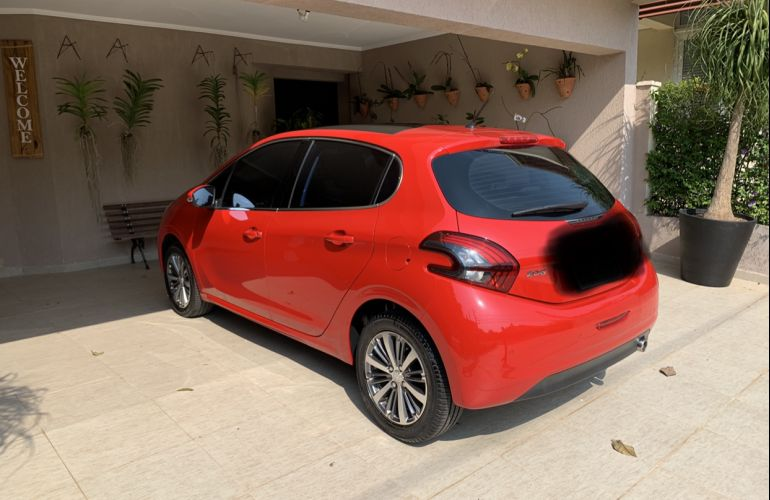 Peugeot 208 Griffe 1.6 16V (Flex) (Aut) - Foto #2