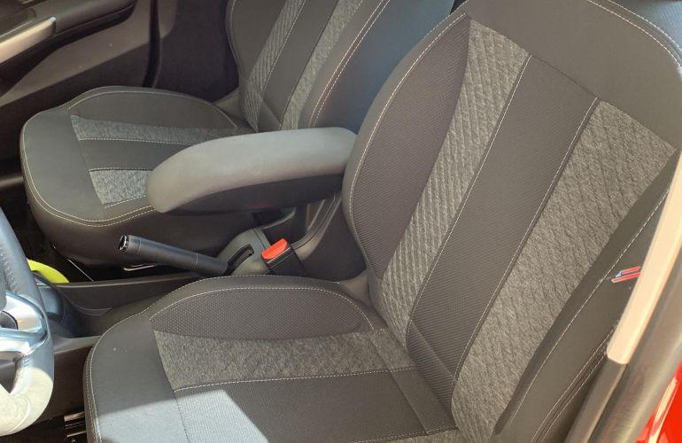 Peugeot 208 Griffe 1.6 16V (Flex) (Aut) - Foto #8