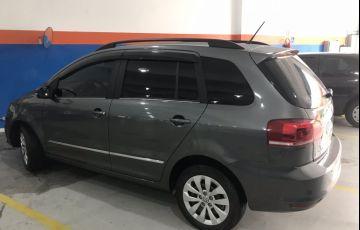Volkswagen SpaceFox 1.6 MSI Trendline I-Motion (Flex) - Foto #2