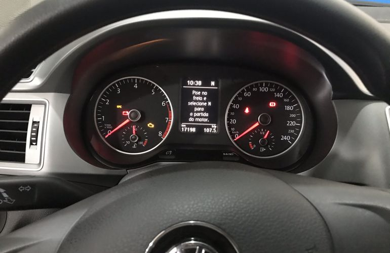 Volkswagen SpaceFox 1.6 MSI Trendline I-Motion (Flex) - Foto #5