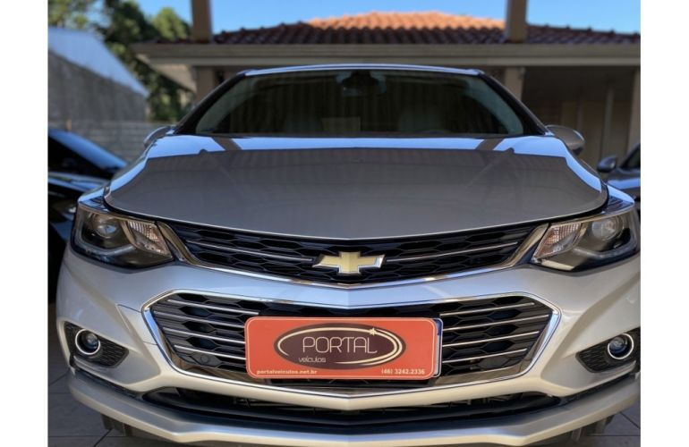 Chevrolet Cruze LT 1.4 16V Ecotec (Aut) (Flex) - Foto #4