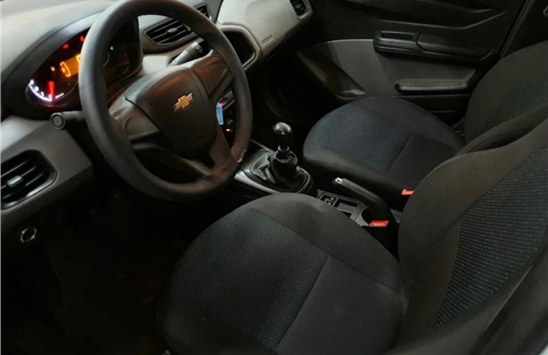 Chevrolet Onix 1.0 MPFi Joy 8V Flex 4p Manual - Foto #6