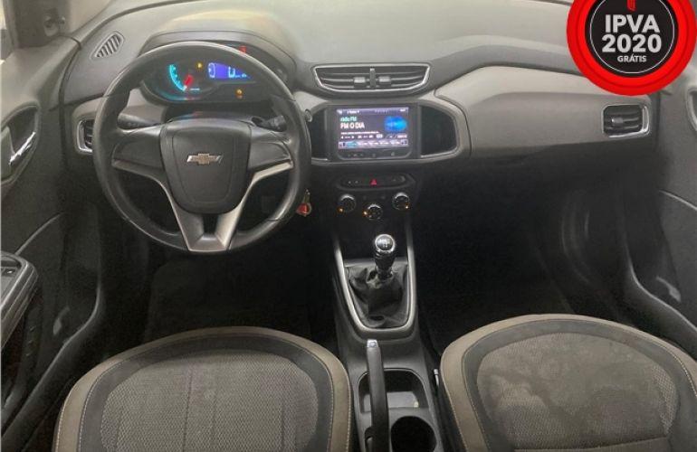 Chevrolet Prisma 1.0 MPFi LT 8V Flex 4p Manual - Foto #2