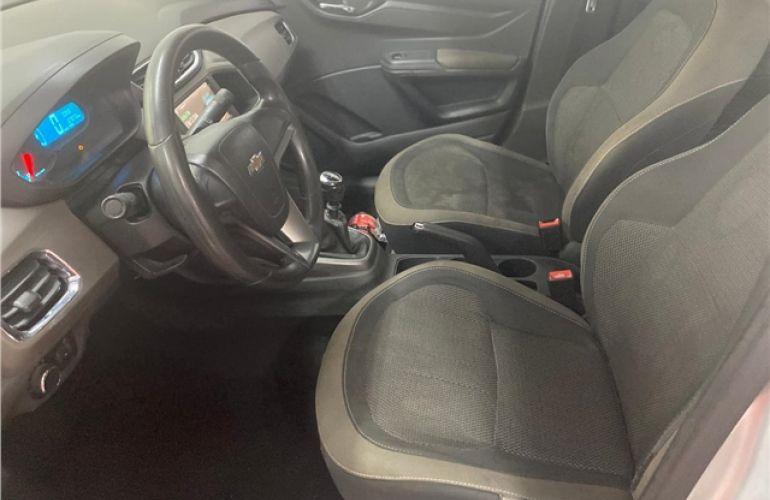 Chevrolet Prisma 1.0 MPFi LT 8V Flex 4p Manual - Foto #7
