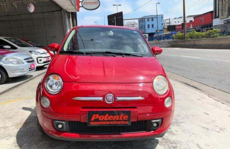 Fiat 500 Sport 1.4 16V - Foto #2