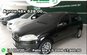 Fiat Palio ELX 1.0 MPI 8V