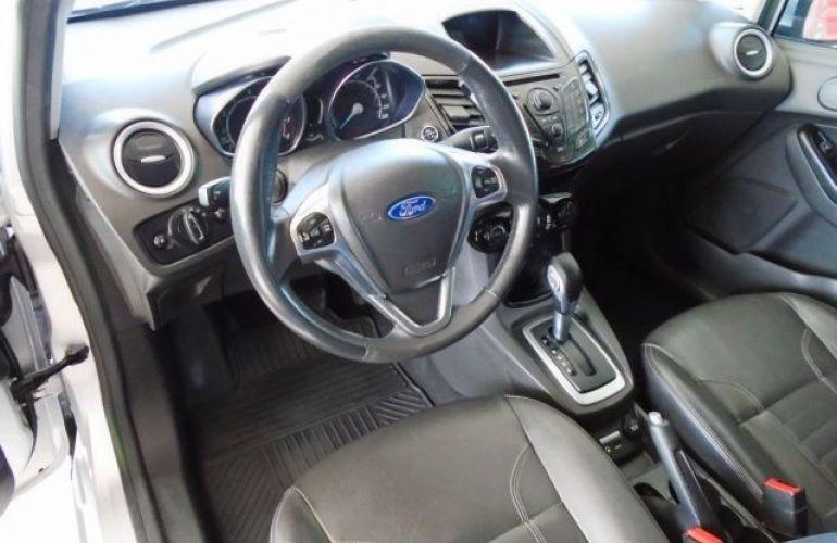 Ford Fiesta Titanium 1.6 16V Flex - Foto #5