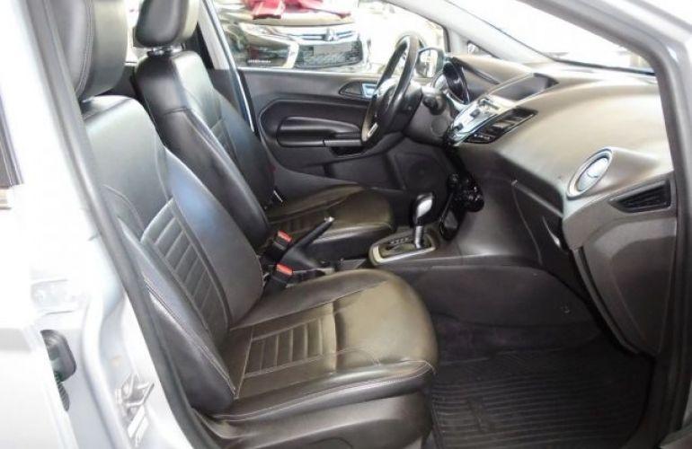 Ford Fiesta Titanium 1.6 16V Flex - Foto #7