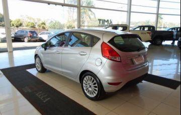 Ford Fiesta Titanium 1.6 16V Flex - Foto #9