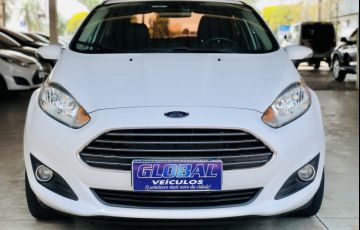 Ford New Fiesta Fiesta 1.6 Titanium Plus (Aut) (Flex)