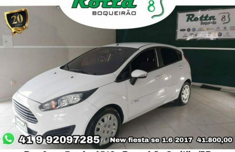 Ford New Fiesta SE 1.6 16V Flex - Foto #1
