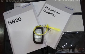 Hyundai HB20 Diamond Plus 1.0  TGDI - Foto #9