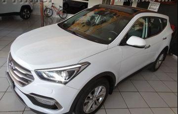 Hyundai Santa Fé 3.3 DOHC V6 24V - Foto #1
