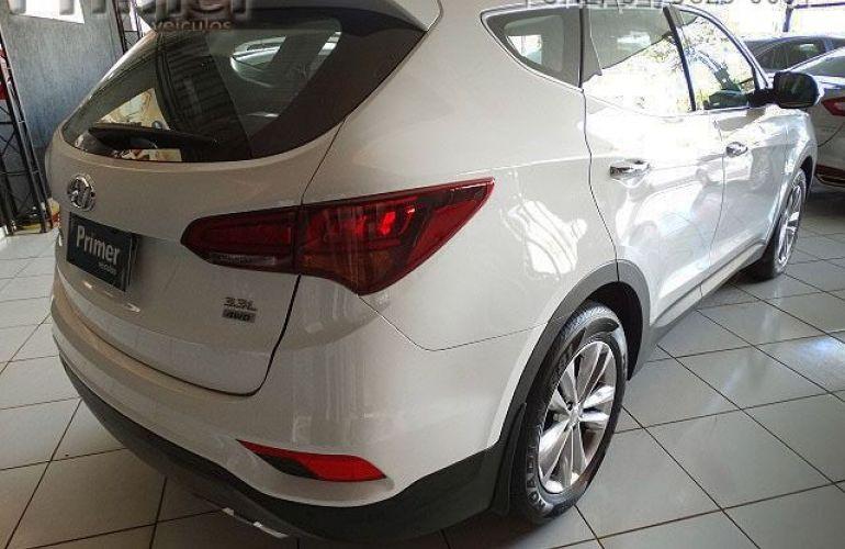 Hyundai Santa Fé 3.3 DOHC V6 24V - Foto #4