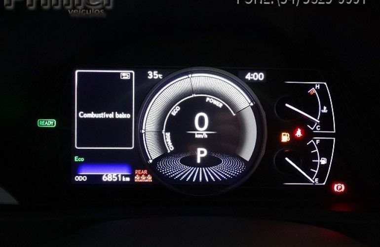 Lexus UX 250H Dynamic hybrid - Foto #8