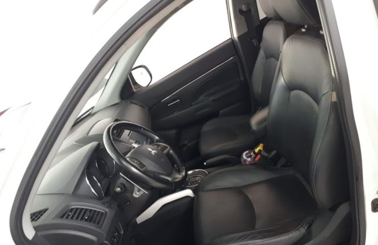 Mitsubishi ASX 2.0 16V CVT 4WD - Foto #10