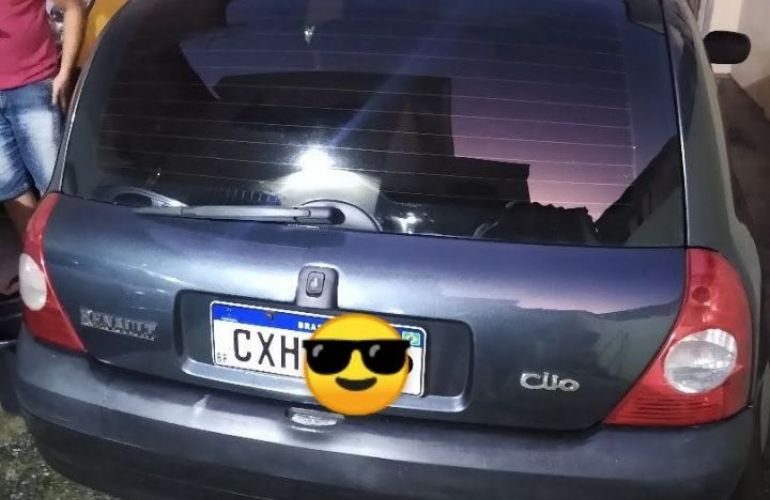 Renault Clio Hatch. Privilége 1.6 16V - Foto #8