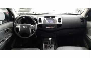 Toyota Hilux 2.7 4x4 CD SRV (Flex) (Aut) - Foto #9