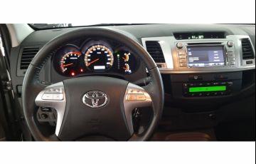Toyota Hilux 2.7 4x4 CD SRV (Flex) (Aut) - Foto #10
