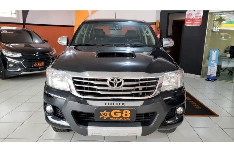 Toyota Hilux 3.0 TDI SRV Limited CD 4x4 - Foto #2