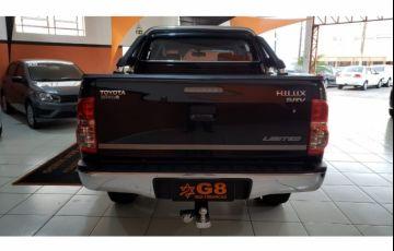 Toyota Hilux 3.0 TDI SRV Limited CD 4x4 - Foto #6