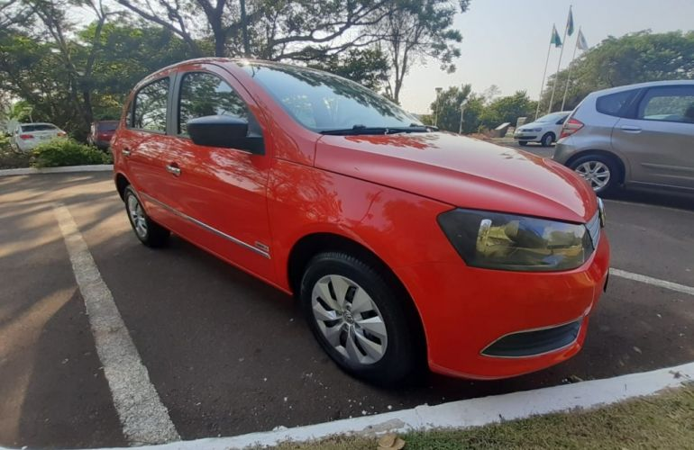 Volkswagen Gol 1.0 TEC (Flex) 4p - Foto #8