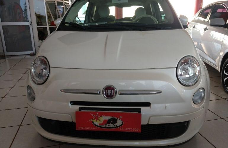 Fiat 500 Cult 1.4 Evo (Flex) - Foto #1