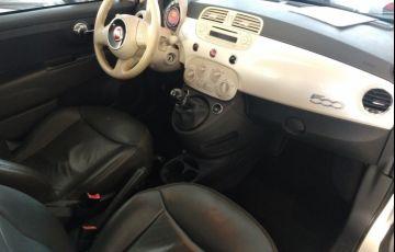 Fiat 500 Cult 1.4 Evo (Flex) - Foto #2