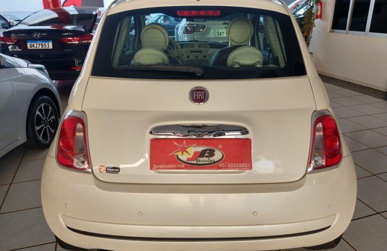 Fiat 500 Cult 1.4 Evo (Flex) - Foto #5