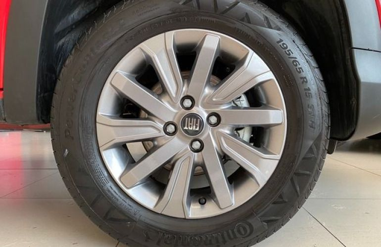 Fiat Strada FREEDOM CABINE DUPLA 1.3 - Foto #8
