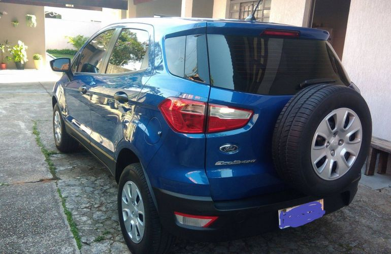 Ford Ecosport SE Direct 1.5 (Aut) (Flex) - Foto #6