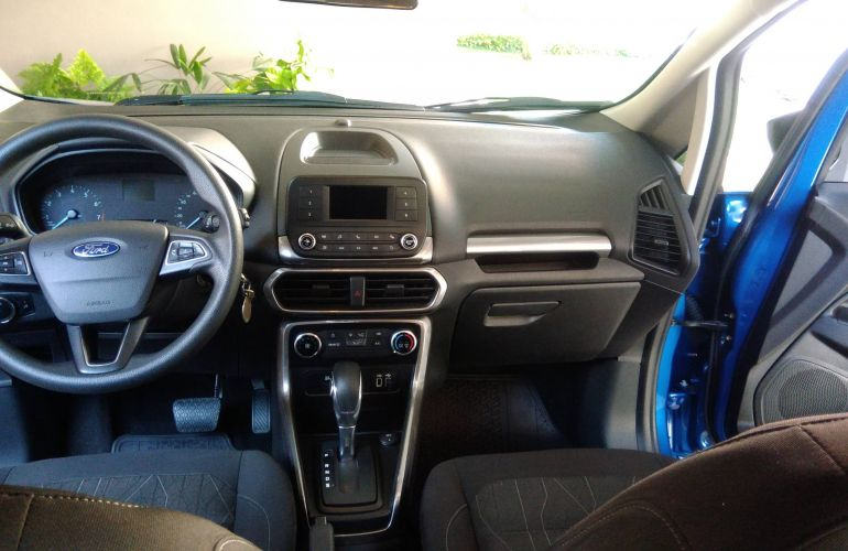 Ford Ecosport SE Direct 1.5 (Aut) (Flex) - Foto #7