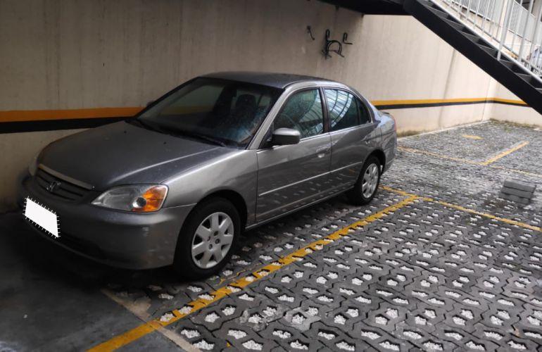 Honda Civic Sedan LX 1.7 16V - Foto #2